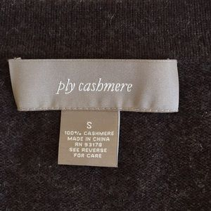 ply cashmere Sweaters - Ply cashmere button down sweater